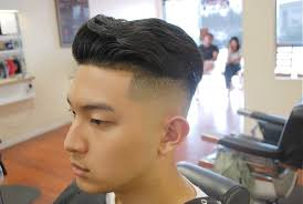 bald fade haircut with part updos for short hair