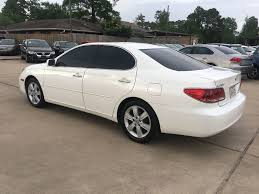 lexus es 330 chrome wheels 2005 used lexus es 330 4dr sedan at car guys serving houston tx
