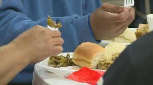 mission serves hundreds of in thanksgiving dinner