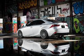 lexus is350 f kit exclusive motoring lexus is images