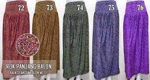 rok panjang muslim rok panjang muslimah model terbaru di toko online grosir jilbab