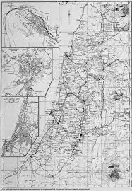 Map Of Palestine Map Of Pre 1948 Palestine Gives Lie To Israeli Myths The