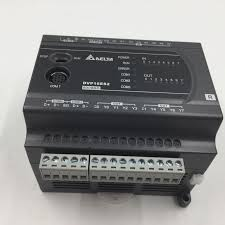 dvp16es200r delta plc 100 240vac 8di 8do relay output standard