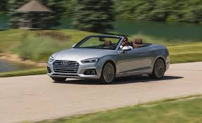 audi a5 reviews audi a5 price photos and specs car and driver