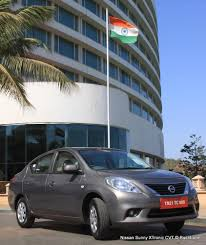 Driving The Nissan Sunny Xtronic Cvt