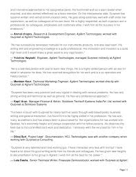 Technical Writer Resume Samples by About Gurpreet Singh