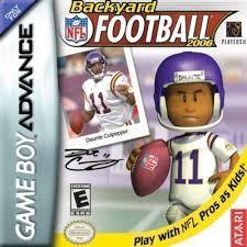 Download Backyard Football Backyard Football 2006 Gba Gameboy Advance Gba Rom Download