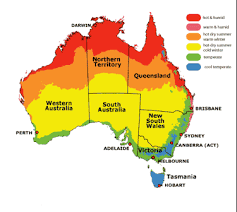 map of aus map weather of australia australia travel guide