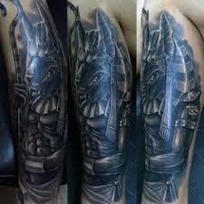 Anubis Tattoo Ideas Incredible Guys Anubis Leg Tattoo Ideas Anubis Pinterest Leg