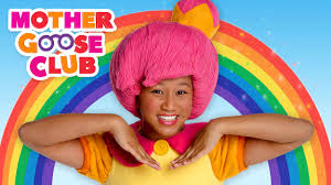 rainbow rainbow mother goose club songs for children youtube