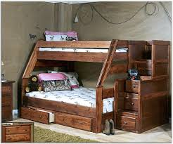 Twin Bunk Beds With Stairs Full Size Of Bunk Bedscheap Bunk Beds - Twin over full bunk bed with storage drawers