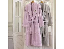 robe de chambre eponge femme peignoir sélection de peignoirs de bain linvosges