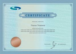 certificate design templates free vector download 13 048 free