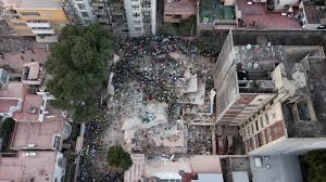 mexico earthquake why did so many buildings collapse time