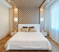 braune schlafzimmerwand schlafzimmer dekorieren 55 ideen für wandgestaltung co