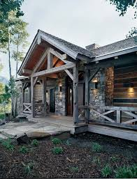 rustic house exterior color schemes the classic rustic exterior