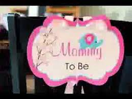 baby shower seat baby shower chair decoration ideas