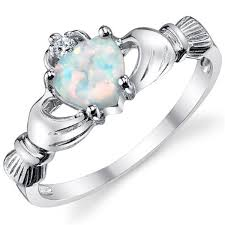 cute wedding rings images Cheap opal engagement rings find opal engagement rings deals on jpg