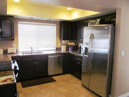 all inspiring kitchens with black appliances ideas