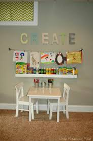 best 25 kids art space ideas on pinterest kids art corner kids little house of four organized art space for kids