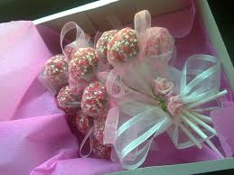 cake pop bouquet cake pops for popping party do you them all 13 lawton