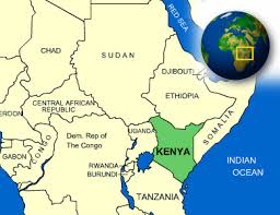 geographical map of kenya kenya facts culture recipes language government