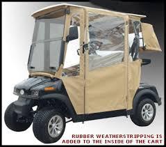 Golf Curtains 30 Best Golf Cart Weather Enclosures U0026 Rain Curtains Images On