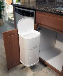 kitchen garbage cabinet uncategories under sink garbage base cabinet trash pull out