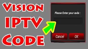 vision apk 5 code vision apk iptv stable free gratuit مجانا