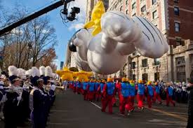 tips for seeing the thanksgiving day parade in nyc
