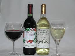 Wine As A Gift Weddings Page