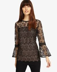 metallic blouse tianna metallic lace blouse endource