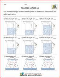 41 best measurement images on pinterest measurement worksheets
