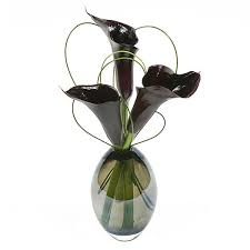 Calla Lily Flower Delivery - tyrian purple same day flower delivery nyc plantshed com