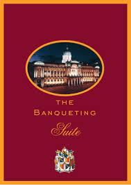 the birmingham council house banqueting suite