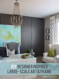 wall art ideas for large wall 25 best ideas about decorating large
