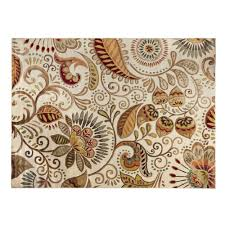 Paisley Area Rug Ivory Floral Paisley Area Rug Tree Shops Andthat