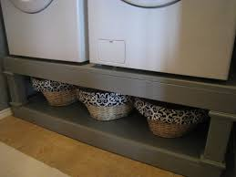Build Washer Dryer Pedestal Great Ideas U2014 Decorating Solutions 4 My Blog
