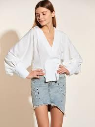 dressy white blouses dressy white blouses for tbdress com