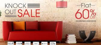 home decor coupon evok deal flat 60 off sale on furniture home decor kitchen