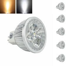 12v mr16 led flood lights 5pcs free shipping mr16 led spotlight bulb 12v ac dc 4x1w mr16