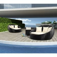 Chaise Lounge Sofa Impressive Round Chaise Lounge Sofa For Outdoor Patio U2013 Howiezine