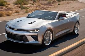 used chevrolet camaro convertible used 2016 chevrolet camaro convertible pricing for sale edmunds