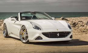 Ferrari California Colors - rent a ferrari california t in marbella concierge marbella club