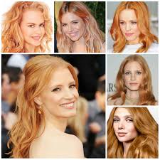 strawberry blonde hair colors for 2017 new haircuts to try for