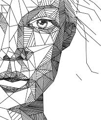 best 25 geometric drawing ideas on pinterest geometric art
