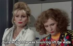 Ab Fab Meme - eddie season 1 gif by yoshicage find download on gifer
