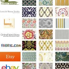 8 fantastic places to buy fabric online buy fabric online