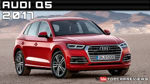 audi q5 price 2017 audi q5 review rendered price specs release date youtube