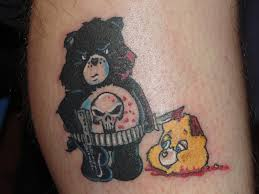 bear tattoo outline photo pictures images